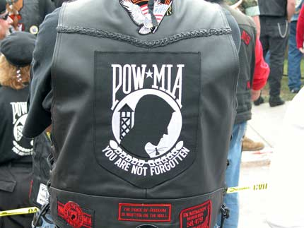 Cripple Creek POW/MIA Motorcycle Rally