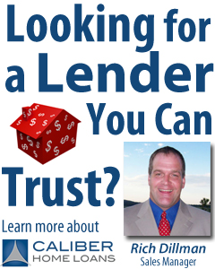 Get Home Financing Help from Steve White at Caliber Funding